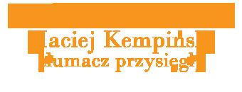 MKtranslations Maciej Kempiński tłumacz przysięgły języka angielskiego – Warszawa Ochota